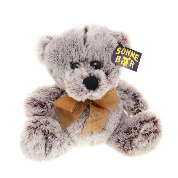 Teddywerkstatt-Plüsch-Teddybär-Kuschel-grau