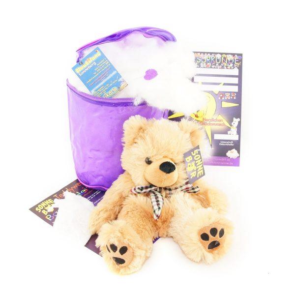 Teddywerkstatt-Bastelset-Teddybär-Schleifi