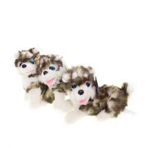 Teddywerkstatt-Plüsch-Husky-Fluffy