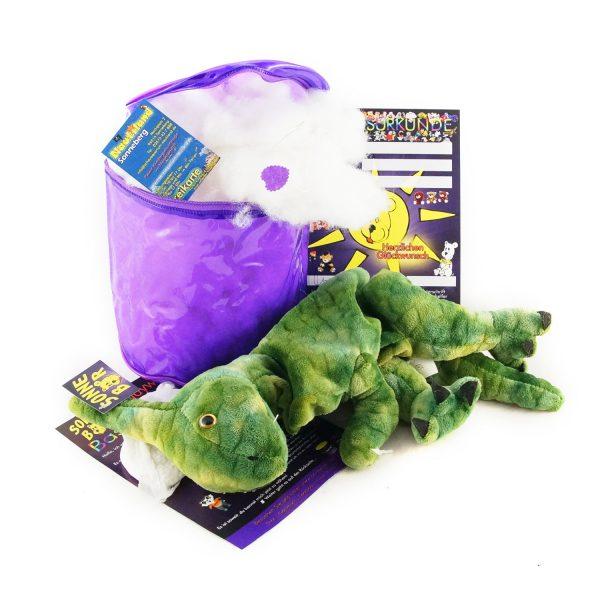 Teddywerkstatt-Bastelset-Dinos-Para-grün