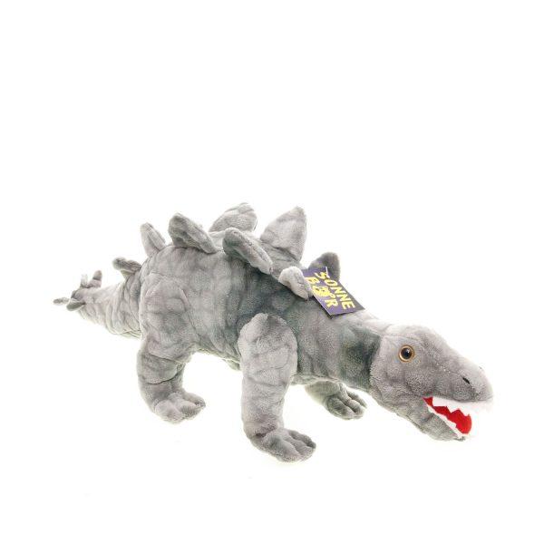 Teddywerkstatt-Plüsch-Dinos-Stego-grau
