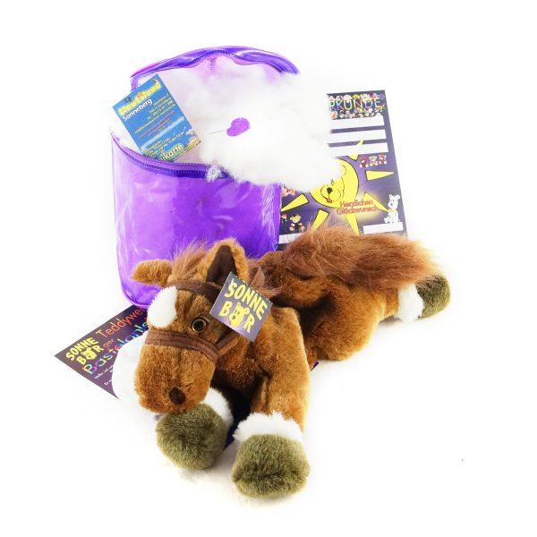 Teddywerkstatt-Bastelset-Pferd-Fjuri-dunkel