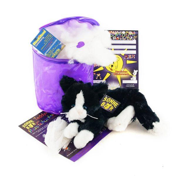 Teddywerkstatt-Bastelset-Katze-Tom-schwarz