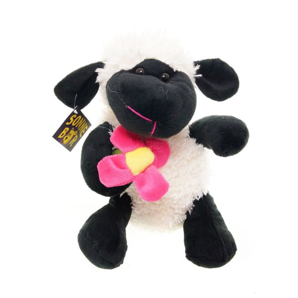 Teddywerkstatt-Plüsch-Schaf-Pinki