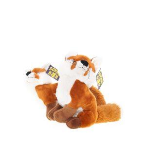 Teddywerkstatt-Plüsch-Fusch-Kapp-sitzend-stehend