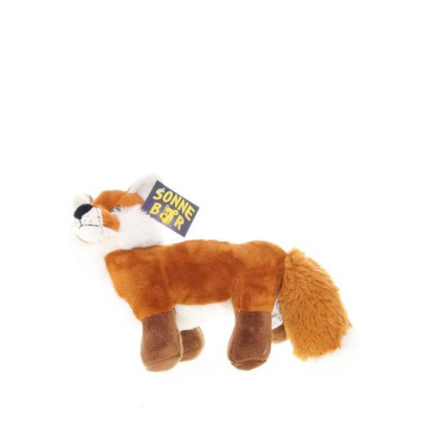 Teddywerkstatt-Plüsch-Fusch-Kapp-stehend