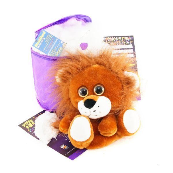 Teddywerkstatt-Bastelset-Löwe-Marvin