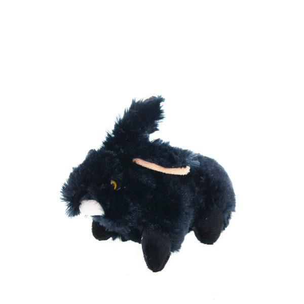 Teddywerkstatt-Plüsch-Hase-Bunny-schwarz