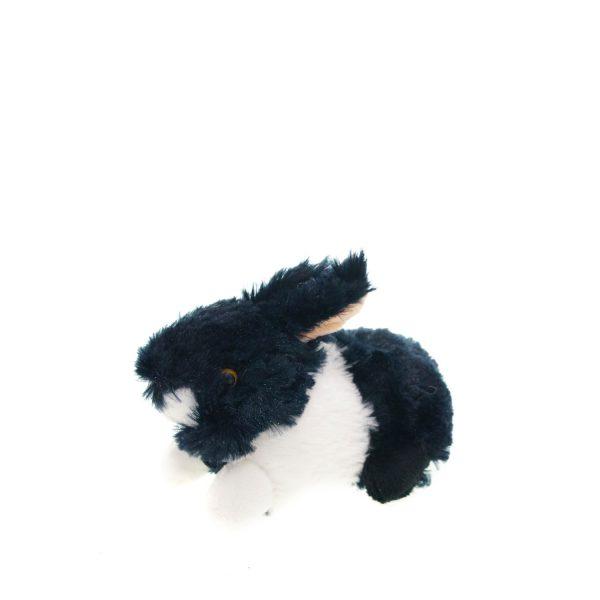 Teddywerkstatt-Plüsch-Hase-Bunny-schwarz-weiß