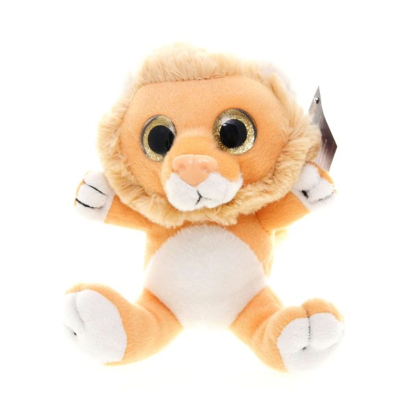 Teddywerkstatt-Plüsch-Löwe-Sanny